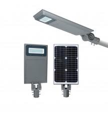 lampadaire solaire 60W...