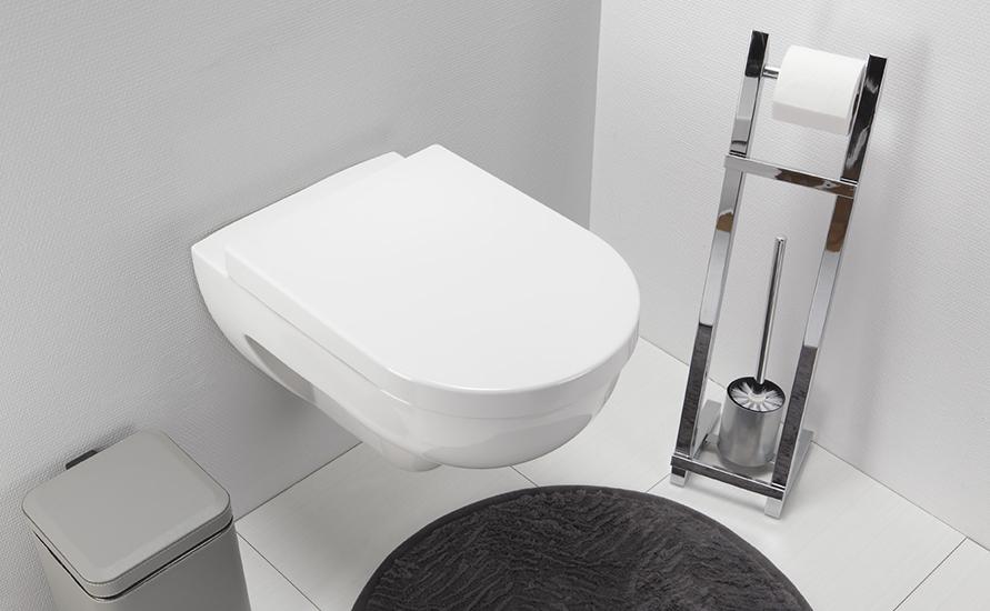 Comment      remplacer      l'abattant      du      WC      ?